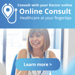 Consult with your doctor online with Online Consult